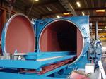 Вакуумные установки WTT T-10 для импрегнации (глубокой вакуумной пропитки древесины)