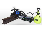 Машина для сверления железнодорожных и крановых рельсов МРС-65 КР 100